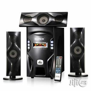 Djack 3.1 X-Bass Bluetooth Home Theatre System DJ-F3L | Audio & Music Equipment for sale in Lagos State, Ikeja