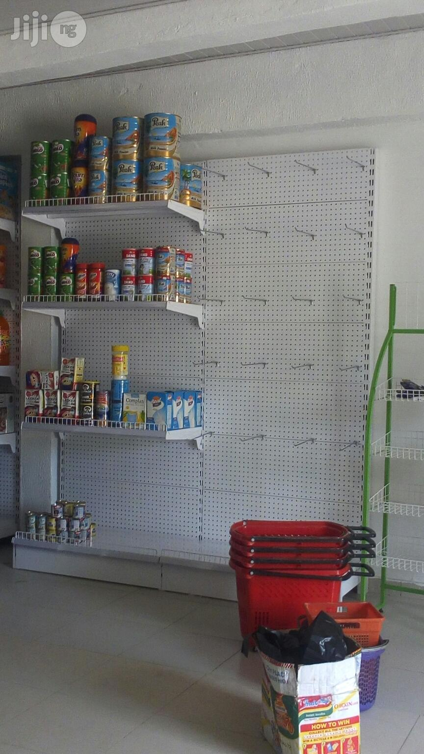 Archive: High Quality Imported Supermarket Shelves