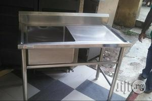 Single Washing Sink | Restaurant & Catering Equipment for sale in Lagos State, Ojo