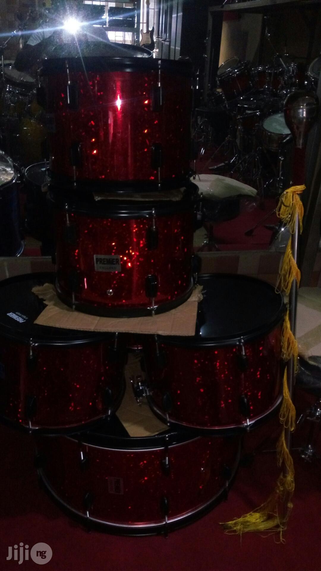 School Parade Drum Set