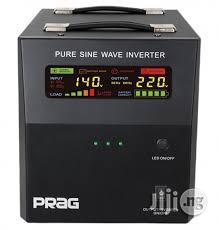 Prag 2.5kva/24v Rugged Pure Sine Wave Inverter | Electrical Equipment for sale in Lagos State, Lekki
