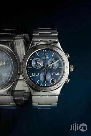 Swatch Chronograph Chain Watch   Watches for sale in Lagos State, Lagos Island (Eko)