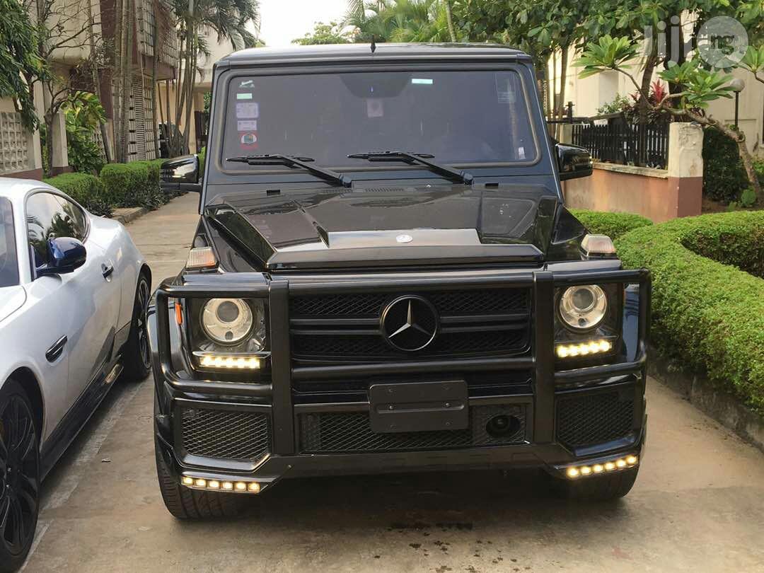 Mercedes-Benz G-Class 2013 Black   Cars for sale in Lekki, Lagos State, Nigeria