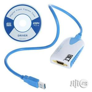 USB 3.0 to HDMI Cable Converter   Accessories & Supplies for Electronics for sale in Lagos State, Ikeja