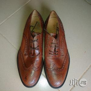 UK Solid Leather Work and Casual Shoe for Men   Shoes for sale in Lagos State, Ikorodu