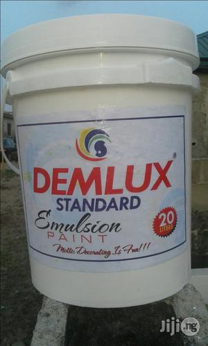 Demlux Paints | Building Materials for sale in Lagos State, Ajah