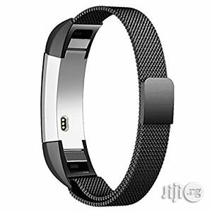 USA Fitbit Alta HR And Alta Bands Metal Swees Metal Small & Large Band | Smart Watches & Trackers for sale in Lagos State, Alimosho