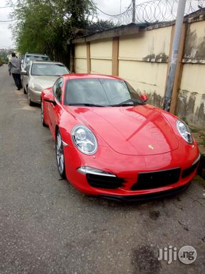 Porsche 911 2014 Red | Cars for sale in Lagos State, Ikeja