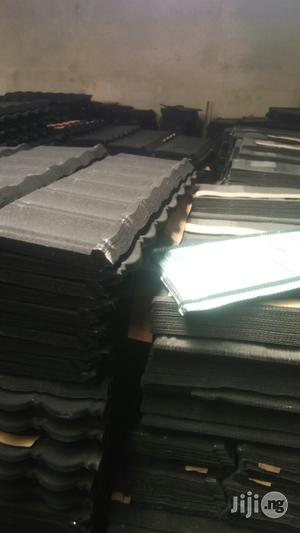 Sky Blue Best Quality Stone Coated Roofing Tiles Lagos   Building & Trades Services for sale in Lagos State, Lekki