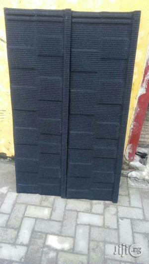 Genuine Black Shingle Stone Coated Roofing Sheet Lagos | Building Materials for sale in Lagos State, Lekki