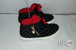 Poker Dot Ankle Sneaker for Girls   Children's Shoes for sale in Lagos State, Lagos Island (Eko)