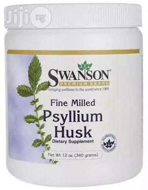 Swanson Premium Psyllium Husk | Vitamins & Supplements for sale in Lagos State, Ojodu