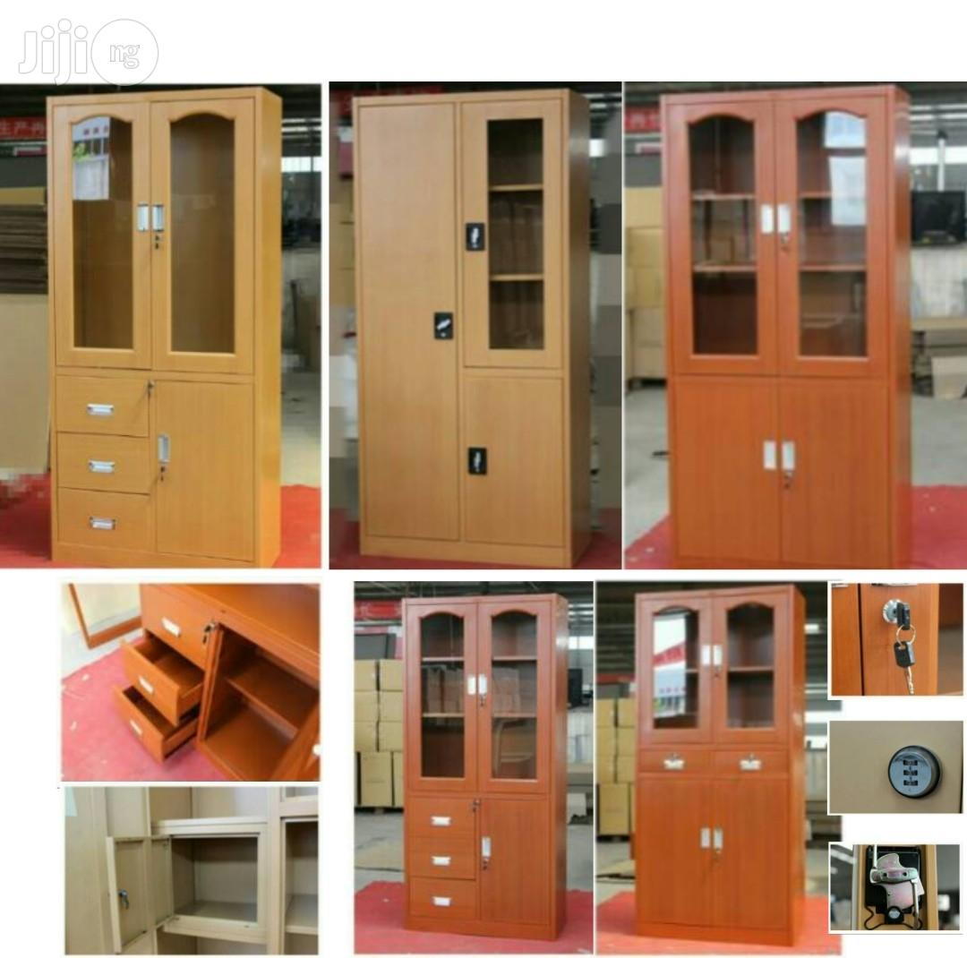 Metal Home and Office Cabinet