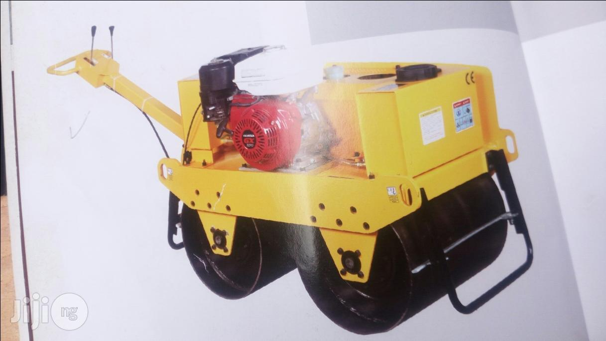 New Double Roller Compactor Rammer 2017