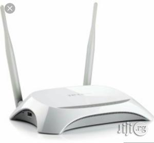 Tp- Link 3g/4g 300mbps Wireless Router 3420   Networking Products for sale in Lagos State, Ikeja