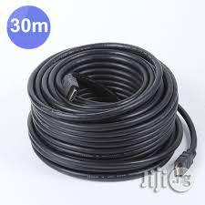 Hdmi to Hdmi Cable 30M 4k Hd | Accessories & Supplies for Electronics for sale in Lagos State, Ikeja