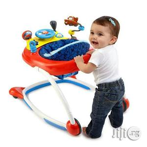 Tokunbo Uk Used Disney Car Race Baby Walker   Children's Gear & Safety for sale in Lagos State, Magodo