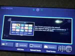 """Cheap Samsung Internet 50"""" TV With 3D Engines   TV & DVD Equipment for sale in Lagos State, Ojo"""