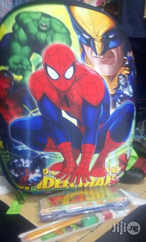 Spiderman School Bag   Babies & Kids Accessories for sale in Lagos State, Ikeja