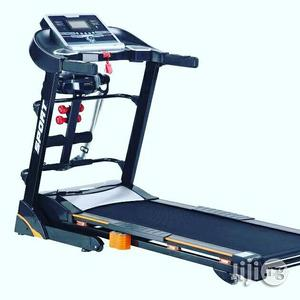 2hp Treadmill With Massager, Incline Mp3player   Massagers for sale in Lagos State, Ikeja