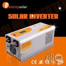 Felicity Solar 5kva/48v Pure Sine Wave Inverter | Solar Energy for sale in Lagos State, Lekki