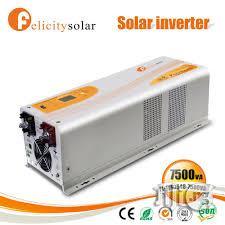 Felicity Solar 7.5kva/48v Pure Sine Wave Inverter   Solar Energy for sale in Lagos State, Lekki