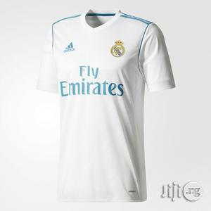 Real Madrid Home Jersey | Clothing for sale in Lagos State, Ikeja