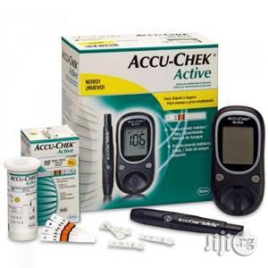 Accu-check Active Blood Glucose Monitor | Medical Supplies & Equipment for sale in Lagos State, Surulere