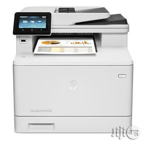 HP Color Laserjet Pro MFP M479FDW Printer | Printers & Scanners for sale in Lagos State, Ikeja