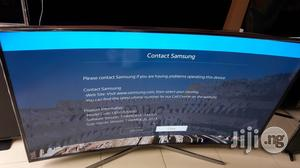 Samsung Smart Curved Uhd 4K Tv 55 Inches | TV & DVD Equipment for sale in Lagos State, Ojo