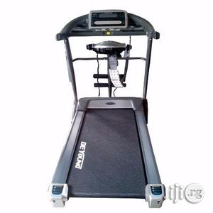 2HP Treadmill With Massager And MP3 Player | Sports Equipment for sale in Lagos State, Surulere