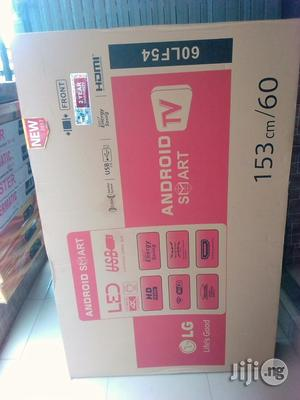 LG Smart TV 60 Inches | TV & DVD Equipment for sale in Lagos State, Ojo