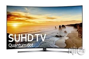 Brand New Samsung Smart Curve Led Uhd Tv 65 Inches | TV & DVD Equipment for sale in Lagos State, Ojo