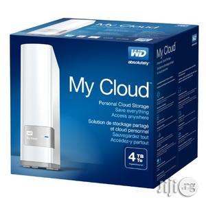 WD 4TB My Cloud Personal Network Hard Drive | Computer Hardware for sale in Lagos State, Ikeja