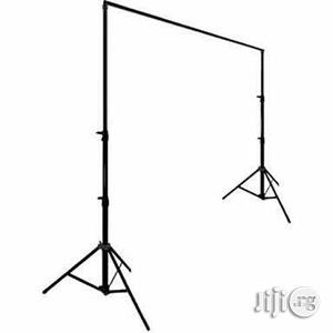 2.8m×3m Studio Backdrop Stand | Accessories & Supplies for Electronics for sale in Lagos State, Ikeja