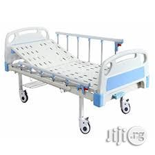 Single-crank Hospital Bed | Medical Supplies & Equipment for sale in Lagos State