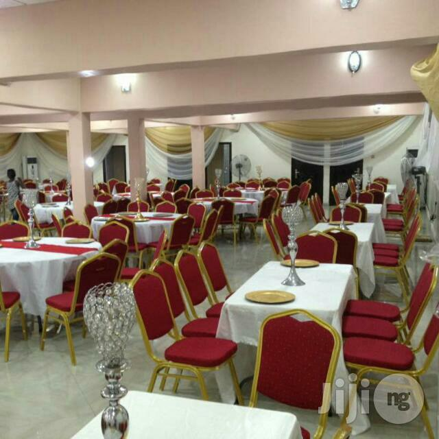 Original Banquets Chairs Hall Events