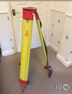 Leica GTS 20 Surveying Wooden Tripod - Surveying Equipment   Measuring & Layout Tools for sale in Oyo State, Ibadan