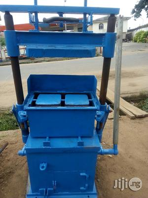 Electric Block Making Machine | Manufacturing Equipment for sale in Lagos State, Ikorodu