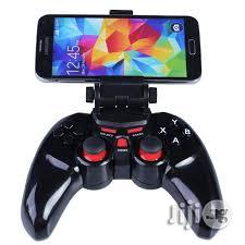 Wireless Bluetooth Game Controller Game Pad Joystick   Accessories & Supplies for Electronics for sale in Lagos State, Ikeja