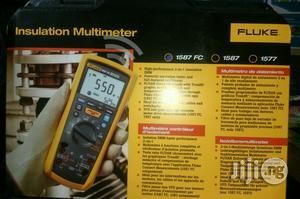 Fluke 1587 Insulation Multimeter | Measuring & Layout Tools for sale in Lagos State, Ojo