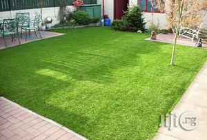 High Quality & Strong Artificial Green Grass Carpet For Sale.   Garden for sale in Lagos State, Ikeja