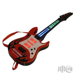 Rockband Music Kid Guitar   Toys for sale in Lagos State, Amuwo-Odofin