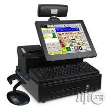 Touch Screen POS System With Full Kits(Software Inclusive) | Store Equipment for sale in Lagos State