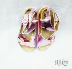 Pink Flat Sandals for Girls | Shoes for sale in Lagos State, Lagos Island (Eko)