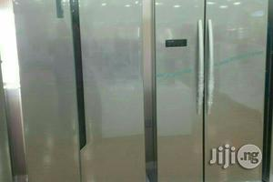 Hisense Refrigerator Sidebyside 518liters | Kitchen Appliances for sale in Abuja (FCT) State, Gwagwalada