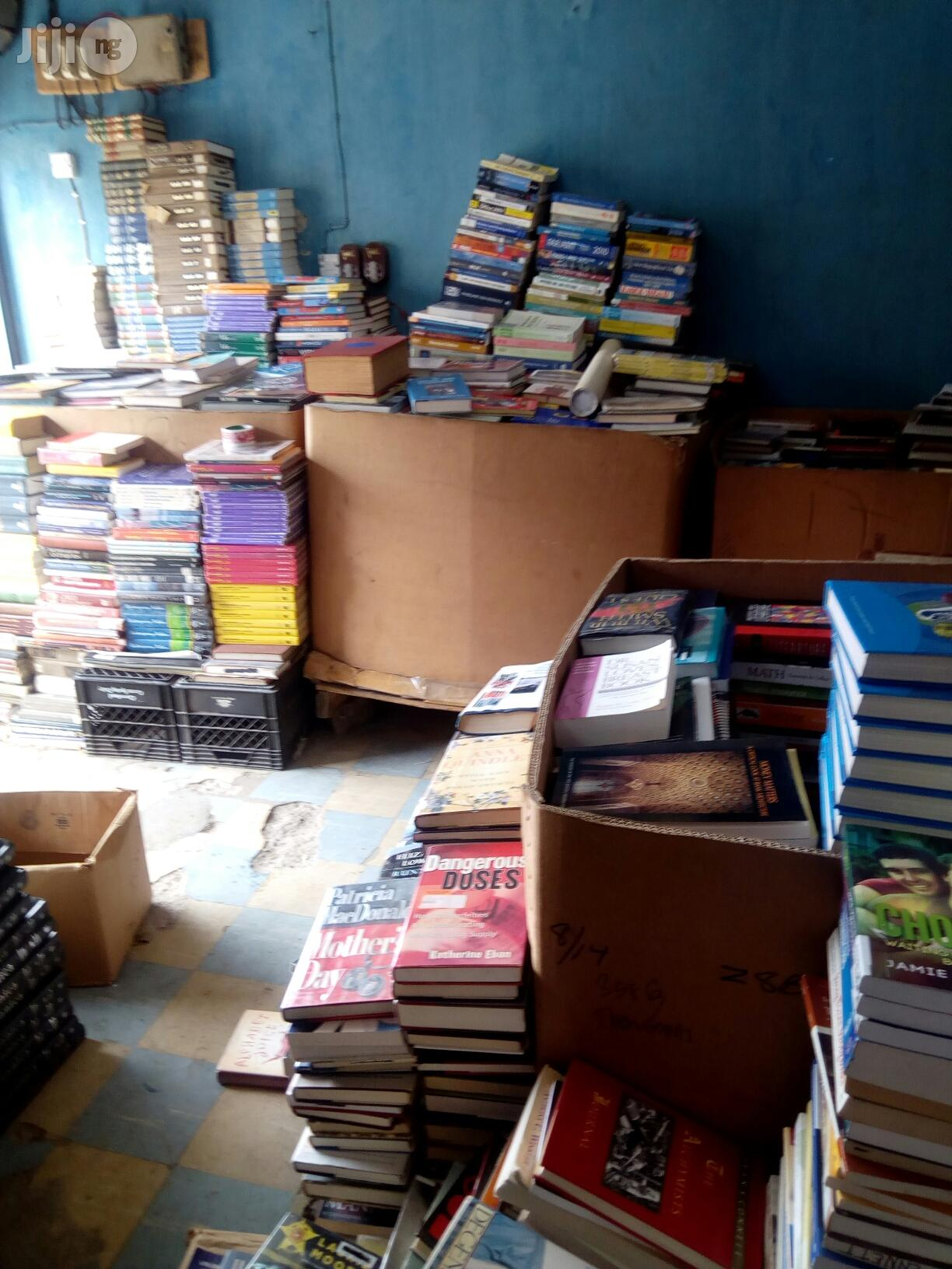 Books For Sale | Books & Games for sale in Central Business District, Abuja (FCT) State, Nigeria