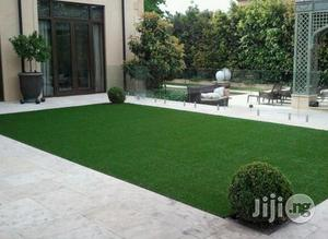 High Quality & Durable Artificial Green Grass Carpet.   Garden for sale in Lagos State, Ikeja