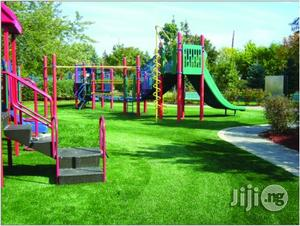 Artificial Grass For Playground | Toys for sale in Lagos State, Ikeja