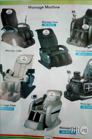 Leather Chair Massage Machine | Massagers for sale in Lagos State, Surulere